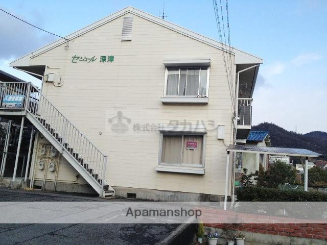 広島県福山市、東福山駅徒歩31分の築29年 2階建の賃貸アパート