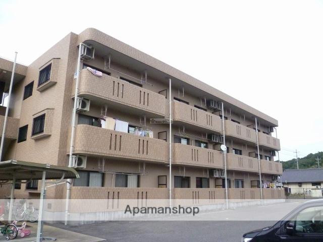 広島県尾道市、新尾道駅徒歩36分の築16年 3階建の賃貸マンション
