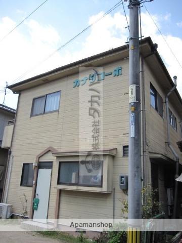 広島県尾道市、松永駅鞆鉄バスバス5分高須口下車後徒歩5分の築28年 2階建の賃貸アパート