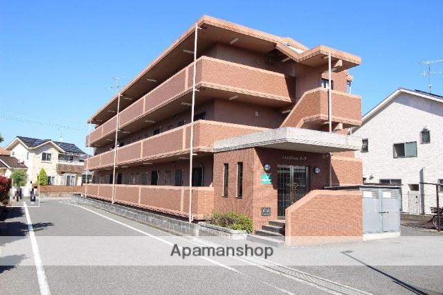 広島県福山市、松永駅徒歩15分の築15年 3階建の賃貸マンション
