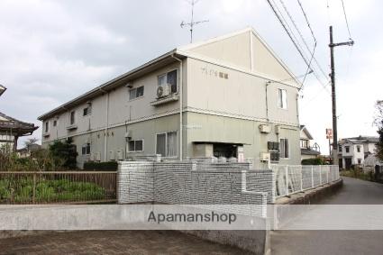 広島県福山市、新尾道駅徒歩79分の築26年 2階建の賃貸アパート