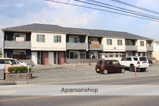 広島県府中市、高木駅徒歩13分の築8年 2階建の賃貸アパート