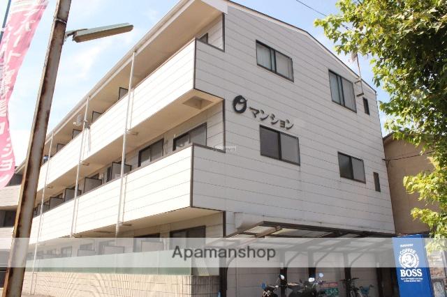 広島県尾道市、新尾道駅徒歩56分の築23年 3階建の賃貸マンション
