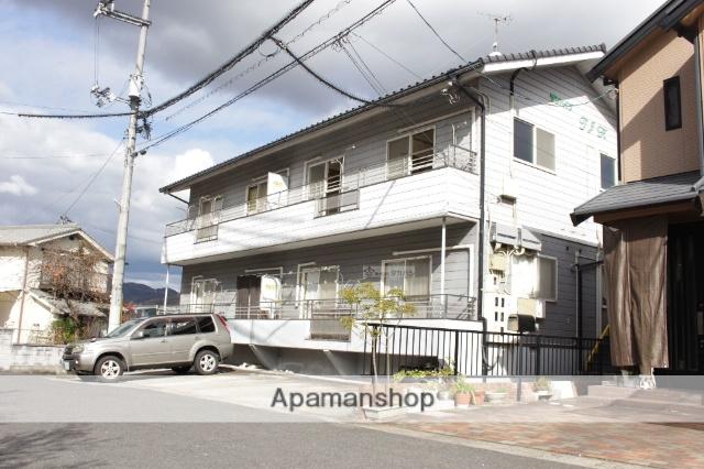 広島県尾道市、新尾道駅徒歩29分の築19年 2階建の賃貸アパート