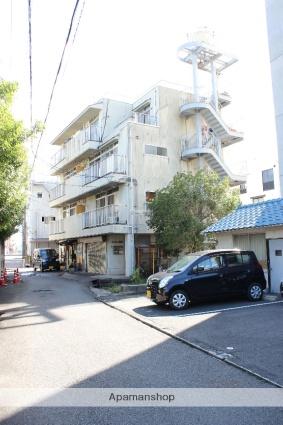 広島県福山市、備後赤坂駅徒歩62分の築38年 4階建の賃貸マンション
