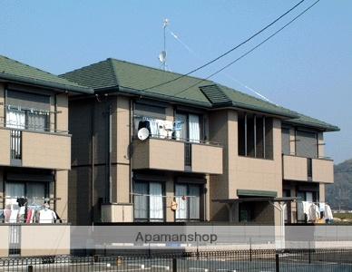 広島県福山市、戸手駅徒歩35分の築14年 2階建の賃貸アパート