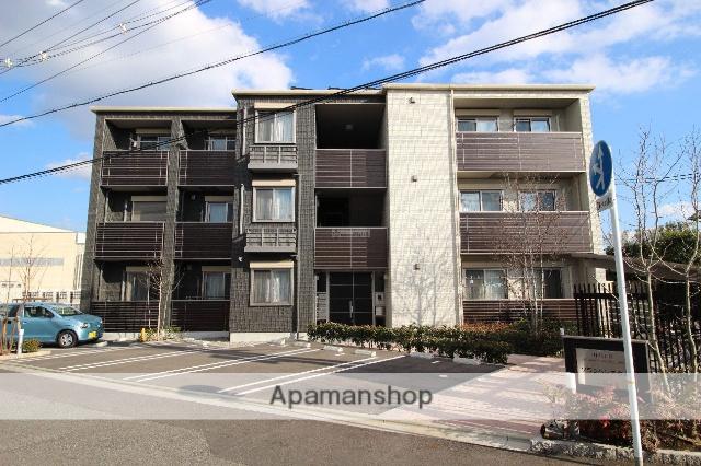 広島県福山市、松永駅徒歩20分の築2年 3階建の賃貸マンション