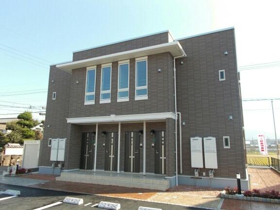 津之郷町加屋アパートA