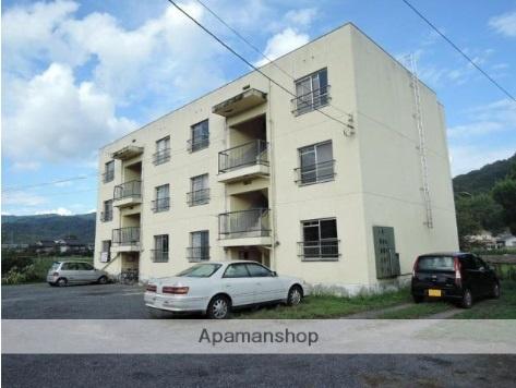 広島県福山市の築42年 3階建の賃貸マンション
