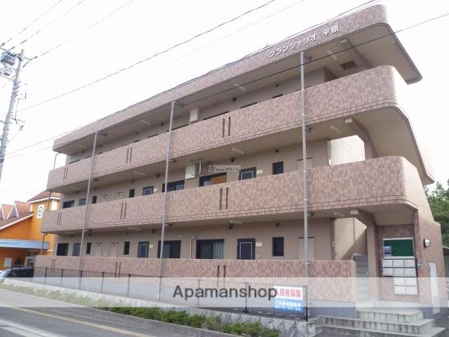 広島県尾道市、新尾道駅徒歩32分の築9年 3階建の賃貸マンション