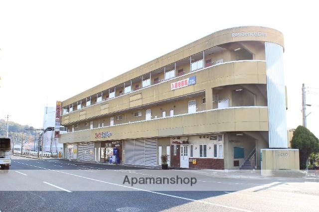 広島県福山市、備後赤坂駅徒歩72分の築22年 3階建の賃貸マンション