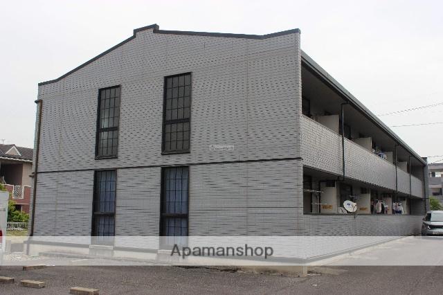 広島県尾道市、東尾道駅徒歩11分の築19年 2階建の賃貸アパート