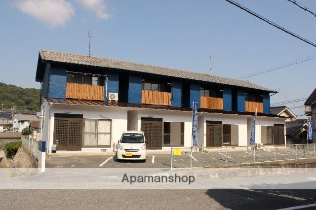 広島県尾道市、新尾道駅徒歩15分の築30年 2階建の賃貸一戸建て