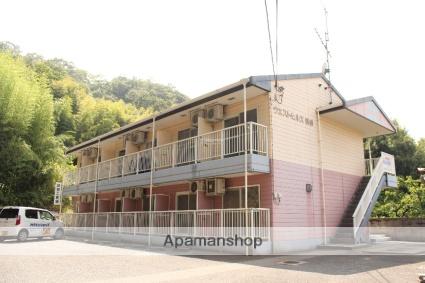 広島県尾道市、新尾道駅徒歩58分の築22年 2階建の賃貸アパート