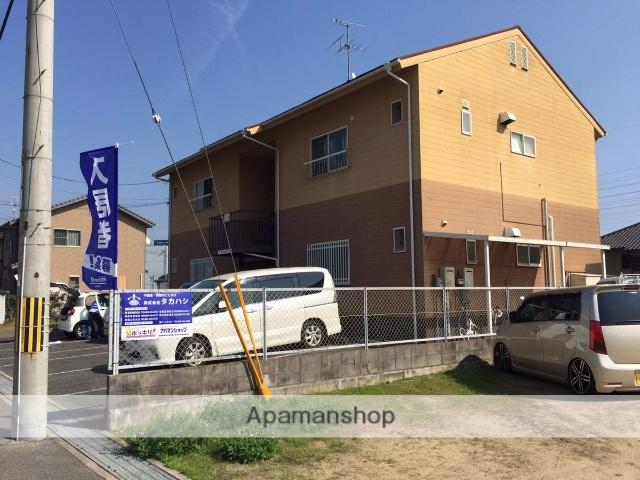 広島県尾道市、新尾道駅徒歩12分の築21年 2階建の賃貸アパート