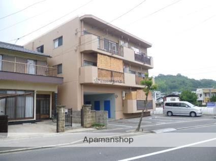 広島県尾道市、尾道駅徒歩31分の築34年 3階建の賃貸マンション