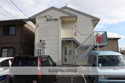 広島県尾道市、新尾道駅徒歩62分の築22年 2階建の賃貸アパート