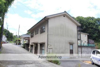 広島県尾道市、新尾道駅徒歩16分の築21年 2階建の賃貸一戸建て