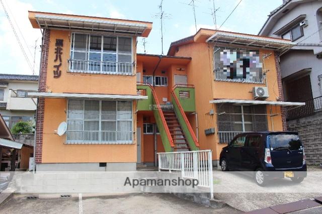 広島県尾道市、新尾道駅徒歩10分の築103年 2階建の賃貸アパート