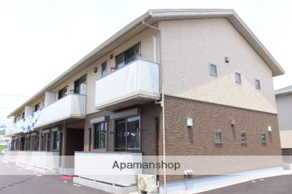 広島県尾道市、東尾道駅徒歩11分の新築 2階建の賃貸アパート