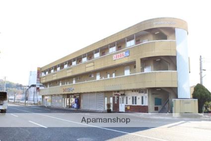 広島県福山市、松永駅徒歩14分の築23年 3階建の賃貸マンション