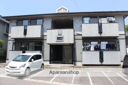 広島県尾道市、新尾道駅徒歩27分の築18年 2階建の賃貸アパート
