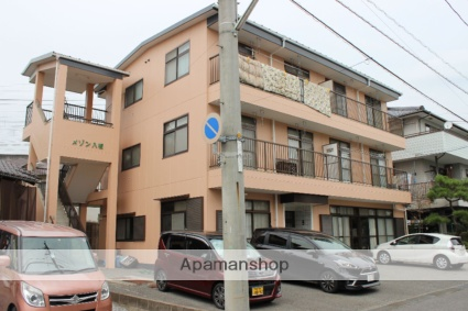 広島県三原市、糸崎駅徒歩45分の築24年 3階建の賃貸マンション