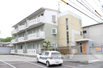 広島県三原市、糸崎駅徒歩64分の築19年 3階建の賃貸マンション