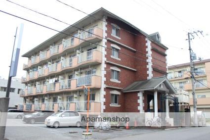 広島県三原市、三原駅徒歩24分の築30年 4階建の賃貸マンション