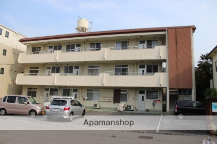 広島県三原市、糸崎駅徒歩61分の築33年 3階建の賃貸マンション
