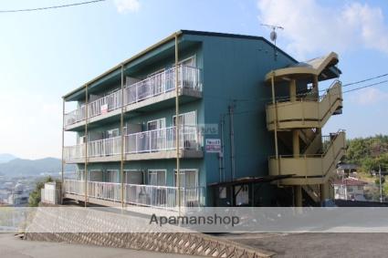 広島県三原市、本郷駅徒歩7分の築24年 3階建の賃貸マンション