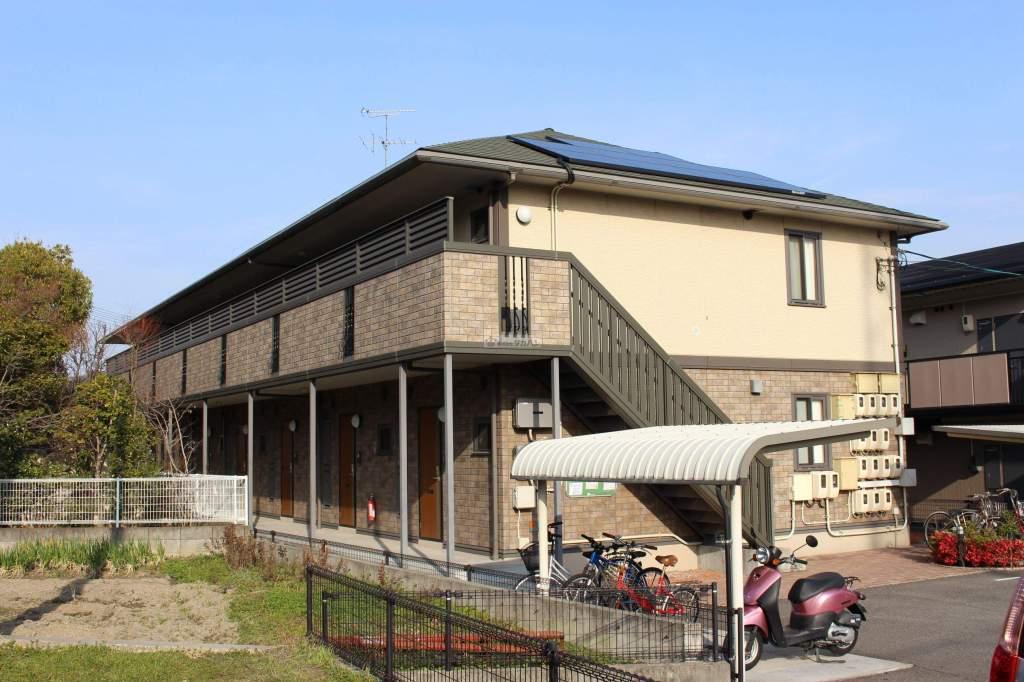 広島県尾道市、新尾道駅徒歩18分の築11年 2階建の賃貸アパート