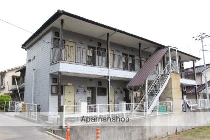 広島県福山市、備後赤坂駅徒歩63分の築29年 2階建の賃貸アパート