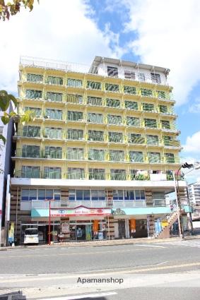 広島県府中市、高木駅徒歩25分の築31年 9階建の賃貸マンション