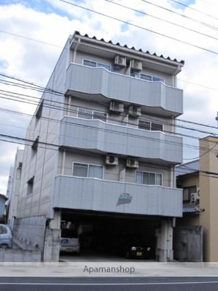 広島県福山市、備後赤坂駅徒歩66分の築22年 4階建の賃貸マンション