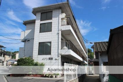 広島県尾道市、新尾道駅徒歩21分の築26年 3階建の賃貸アパート