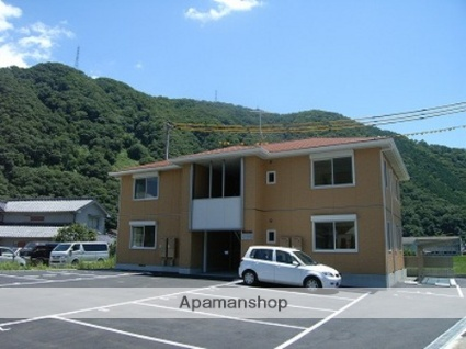広島県府中市、下川辺駅徒歩11分の築9年 2階建の賃貸アパート