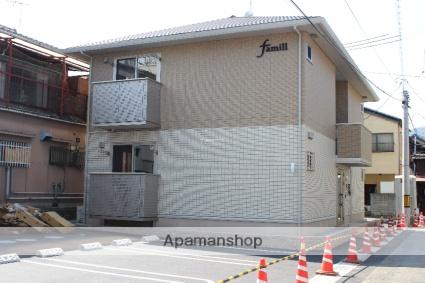 広島県尾道市、尾道駅徒歩32分の築1年 2階建の賃貸アパート