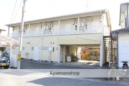 広島県尾道市、松永駅徒歩65分の築23年 2階建の賃貸アパート