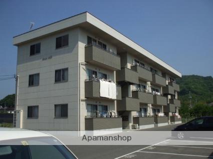 広島県尾道市、尾道駅徒歩160分の築9年 3階建の賃貸アパート
