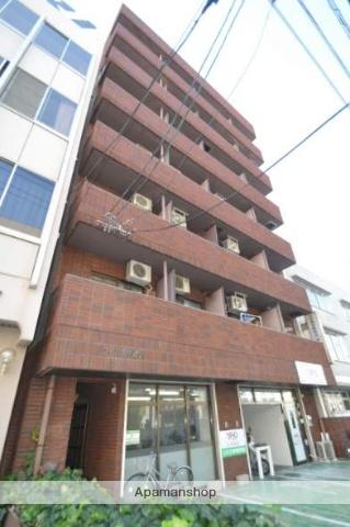 広島県広島市南区、元宇品口駅徒歩6分の築29年 7階建の賃貸マンション