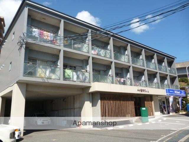 広島県広島市安佐南区、上安駅徒歩10分の築19年 3階建の賃貸マンション