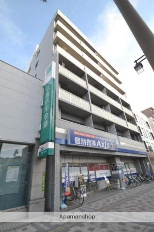 広島県広島市南区、的場町駅徒歩10分の築21年 8階建の賃貸マンション