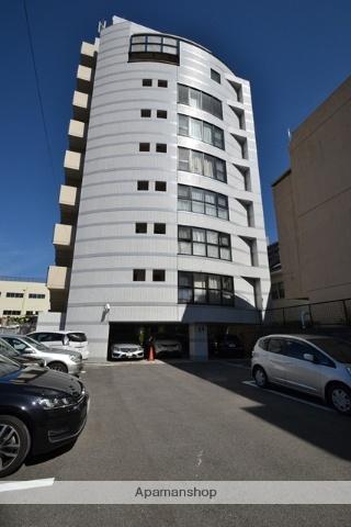 広島県広島市中区、女学院前駅徒歩6分の築17年 9階建の賃貸マンション