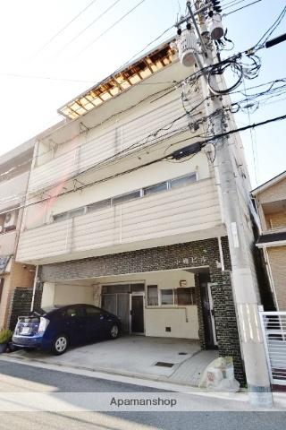 広島県広島市中区、日赤病院前駅徒歩8分の築40年 5階建の賃貸マンション