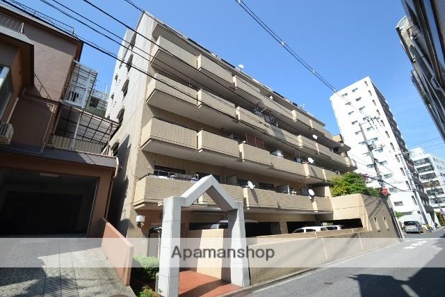 広島県広島市中区、日赤病院前駅徒歩7分の築30年 7階建の賃貸マンション