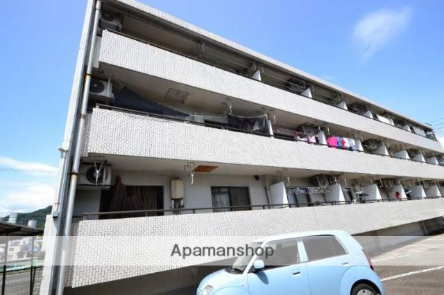 広島県広島市安佐南区、古市橋駅徒歩7分の築30年 3階建の賃貸マンション