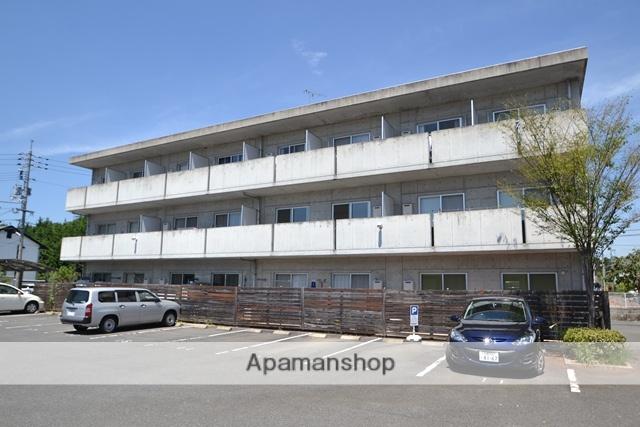 広島県広島市安佐南区、大原駅徒歩10分の築13年 3階建の賃貸マンション