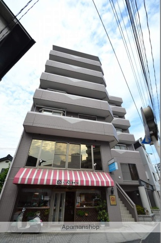 広島県広島市東区、天神川駅徒歩12分の築21年 7階建の賃貸マンション