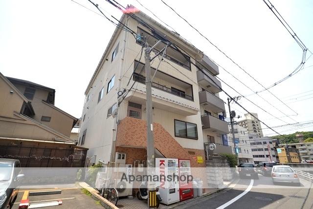 広島県広島市西区、西広島駅徒歩5分の築29年 4階建の賃貸マンション
